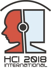 HCI International 2018 - Student Design Competition presentations