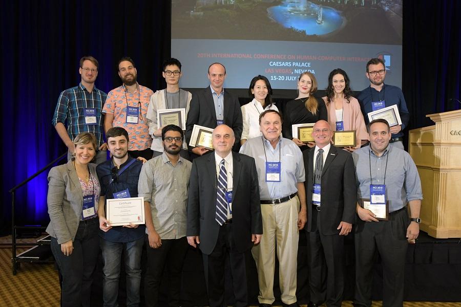 Gewinner der Best Paper Awards